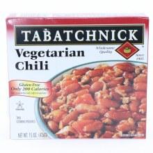 Tabachnic Veg Chili