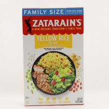 Zatarains yellow rice