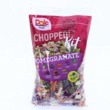 Dole Pomegranate Salad Kit   13.1 oz bag