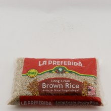 La Preferida LG brown rice