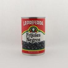 La Preferida black beans 15 oz