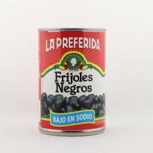 La pref black beans LS
