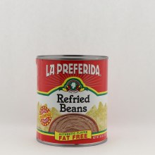 La Pref Ff Refried Beans