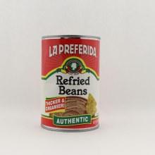 La Preferida Refried Beans Authentic