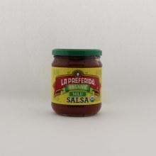 La Pref Organic Mild Salsa
