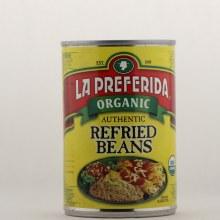 La Pref Organic Refried Beans