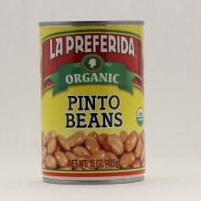 La Pref Organic Pinto Beans