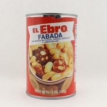 El Ebro Fabada 15 oz