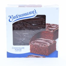 Entenmann's Chocolate Fudge Iced Cake 20 oz