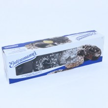 Entenmann's 8 Chocolate Lover's Variety Pack Donuts 17 oz