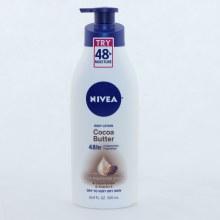 Nivea Cocoa Butter Lotion