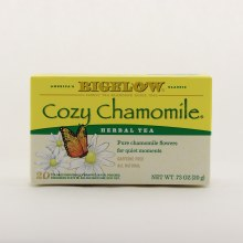 Bigelow Cozy Chamomile Herbal Tea 0.73 oz