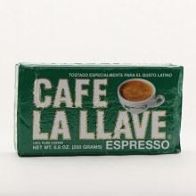 Cafe La Llave Espresso brick  8.8 oz