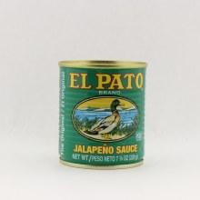 El Pato Jalapeño Sauce 7.75 oz