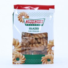 Krispy Kreme Glazed Mini Crullers  12 oz
