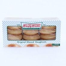 Krispy Kreme Glz Doughnuts