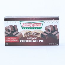 Krispy Kreme Glazed Chocolate Pie  4 oz