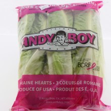 Andy Boy Romaine Hearts  3 pack
