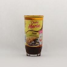 Doña Maria Mole Mexican Sauce 8.25 oz