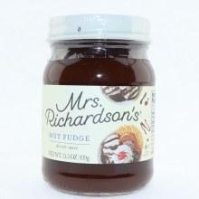 Mr Richrdson Hot Fudge
