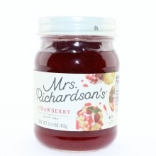 Mr Richrdson Strawberry