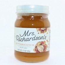 Mr Richrdson Butterscotch