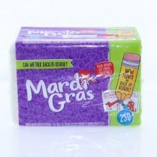 Mardi Gras Decor Napkins
