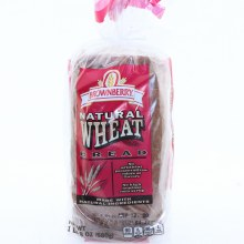 Brnbry Natural Wheat Bread