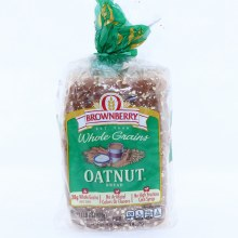 Brownberry Whole Grains Oatnut Bread, 28g of Whole Grains, No Artificial Colors or Flavors and No High Fructose Corn Syrup 24 oz