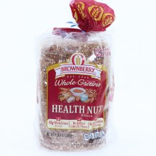 Brownberry Whole Grains Healthy Nut Bread 24 oz