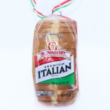 Brownberry Premium Italian Bread  20 oz