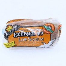 Food for Life Ezekiel 4:9, Low Sodium Bread, No Preservatives, Low Glycemic, 24 oz 24 oz