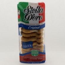 Stella Doro Original Cookies  and  Good Source of Calcium 9 oz