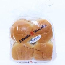 S Rosens Enriched Hamburger Buns 8 Count No Trans Fat  14 oz