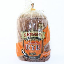 S Rosens Marble Rye