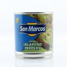 San Marcos Nacho Jalapeno Peppers No Preservatives 7 oz