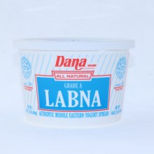 Dana Labna Authentic Mediterranean Yogurt Spread 16oz 16 oz