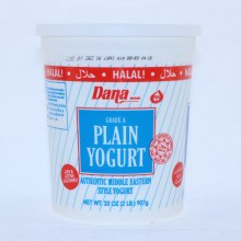 Dana Plain Yogurt