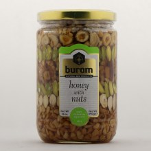 Buram Honey W/ Nuts