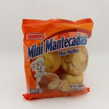 Bimbo Mini Mantecadas
