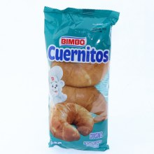 Bimbo Cuernitos Croissants  3.52 oz