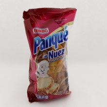 Bimbo Panque Con Nuez Pound Cake With Pecans  8.82 oz
