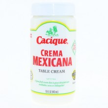Cacique Mexicana Cream