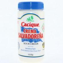 Cacique Crema Salvadorena