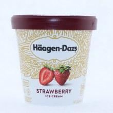 Haagen-dazs Strawberry