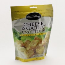Mrs Cubbisons Cheese & Garlic