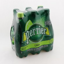 Perrier Lime Sparkling Water 101.4 oz