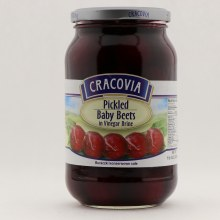 Cracovia Pickled Babby Beets in Vinegar Brine  30.33 oz