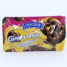 Cracovia Gingerbread Chocolate Pretzels