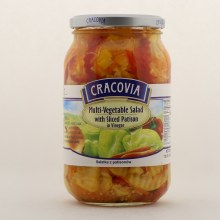 Cracovia Vegetable Salad w Sliced Patison 900 g
